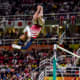 Biles competes during the Rio 2016 Olympics.