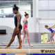 Biles during training at theWorld Champions Centre in Spring, Texas, in 2019.