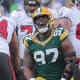 Made it (5): Kenny Clark, Dean Lowry, Kingsley Keke, Tyler Lancaster, TJ SlatonDidn't make it (2): Jack Heflin, Willington PrevilonWhy: This seems like a slam dunk, with the fifth-round pick Slaton taking the roster spot manned last year by Montravius Adams and, later, Billy Wynn and Snacks Harrison. Heflin (2021) and Previlon (2020) are undrafted free agents.
