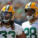 Made it (3): Aaron Jones, AJ Dillon, Kylin Hill.Didn't make it (2): Dexter Williams, Patrick Taylor.What changed? Patrick Taylor (out).Why: At this early stage of camp, Williams has outplayed Hill (seventh round) and Taylor (PUP list). What will happen when the physicality picks up this coming week? What will happen when the preseason games begin? He hasn't been good enough in his two years in the NFL so perhaps it's time to go with the fresh face, Hill, who was a three-down back in college.