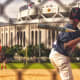 Kids in the Bronx are able to run in the footsteps of Babe Ruth, Lou Gehrig, Mickey Mantle and Derek Jeter at Elston Gene Howard Field, which is part ofMacombs Dam Park.