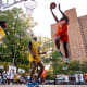 Rucker Park had humble beginnings, but the blacktop is now famous across the hoops world.