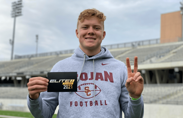 USC Committed Quarterback Devin Brown Gets Offer From UCLA Football - Sports Illustrated UCLA Bruins News, Analysis and More