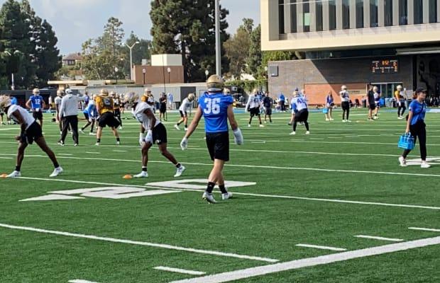 UCLA Football Practice Report: October 11