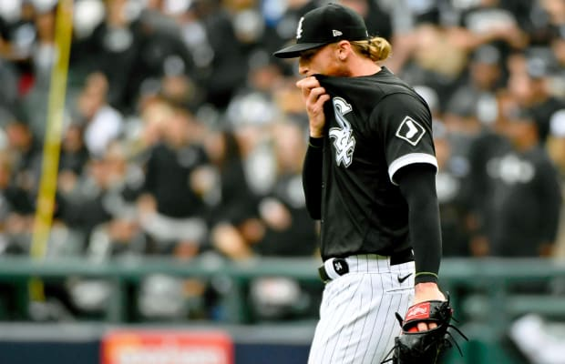 MLB playoffs: White Sox embarrass themselves vs. Astros