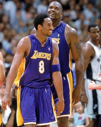 2000-01 Los Angeles Lakers