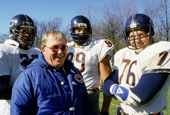 Buddy Ryan How Bears Coach Invented The 46 Defense