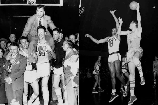 1952-53-Minneapolis-Lakers-George-Mikan-John-Kundla-New-York-Knicks-Nat-Clifton.jpg