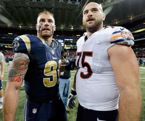 Chris and Kyle Long