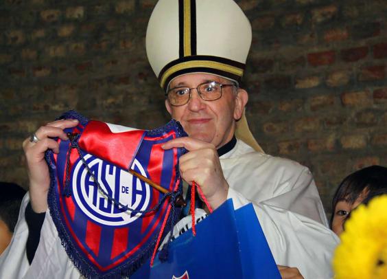 2011-0524-Cardinal-Jorge-Mario-Bergoglio-Pope-Francis-San-Lorenzo-emblem.jpg