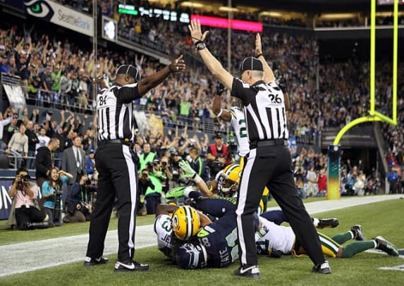 Packers-Seahawks