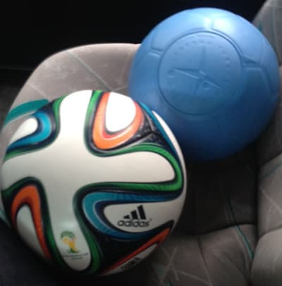 Brazuca Other Ball