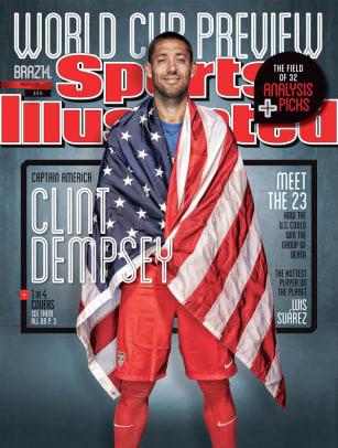 Clint Dempsey, USA