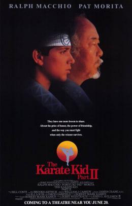 The Karate Kid, Part II (1986)