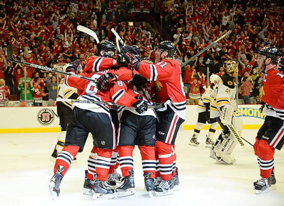 Stanley Cup Final: Game 1