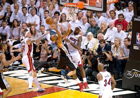 NBA Finals: Game 7