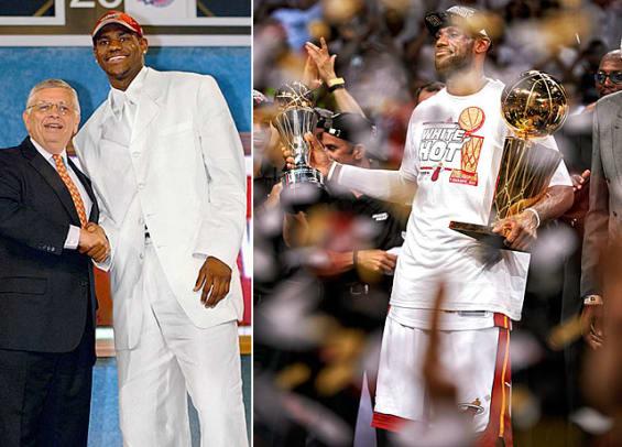 Cleveland: LeBron James