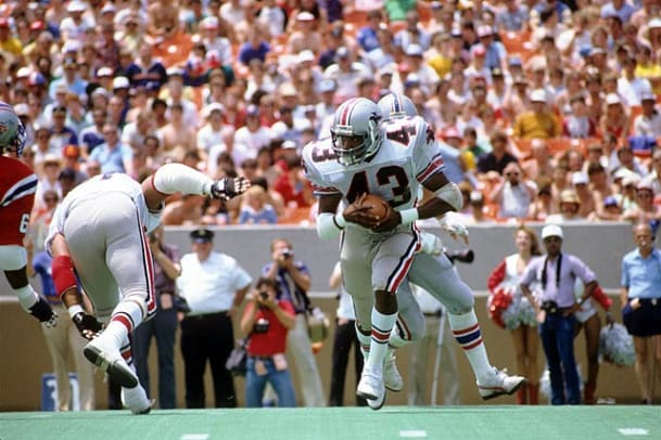 Gary Anderson, RB