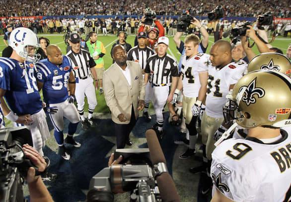 Emitt Smith, Colts and Saints
