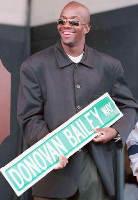 Donovan Bailey