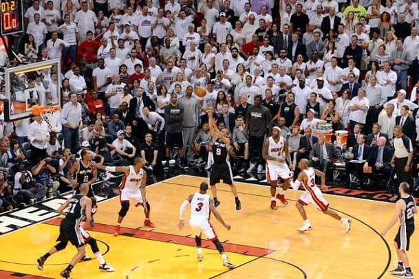 NBA Finals: Game 1