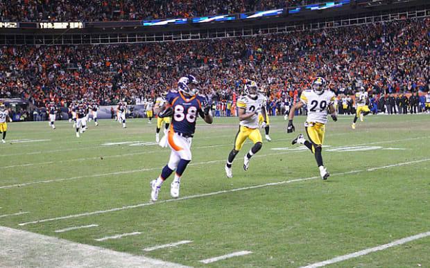 Broncos 29, Steelers 23
