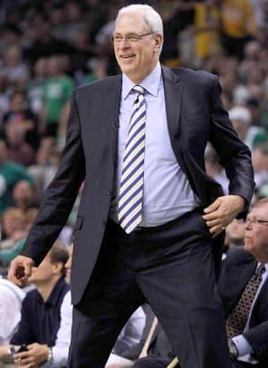 Phil Jackson, Lakers