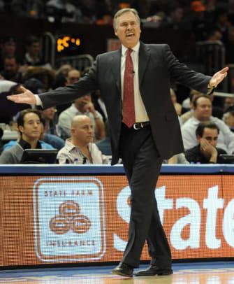 Mike D'Antoni, Knicks