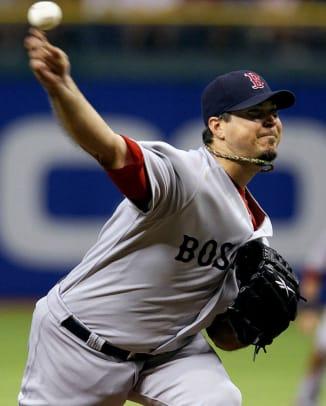 Josh Beckett, Red Sox