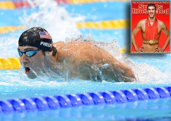 Michael Phelps - 22