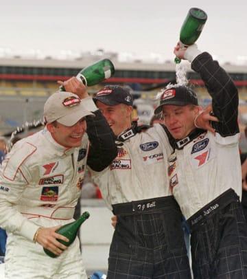 Winning the U.S. F2000 championship