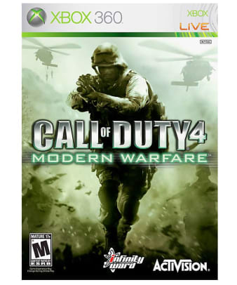Call of Duty 4 (Activision)