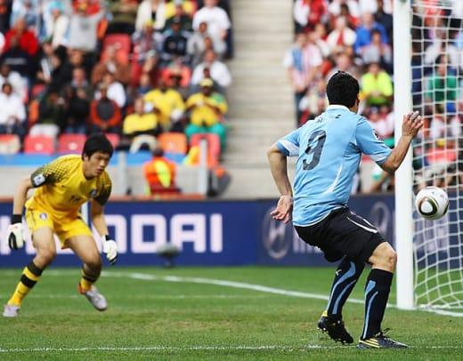 Uruguay 2, South Korea 1
