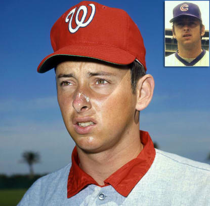 Joe Coleman, Cubs