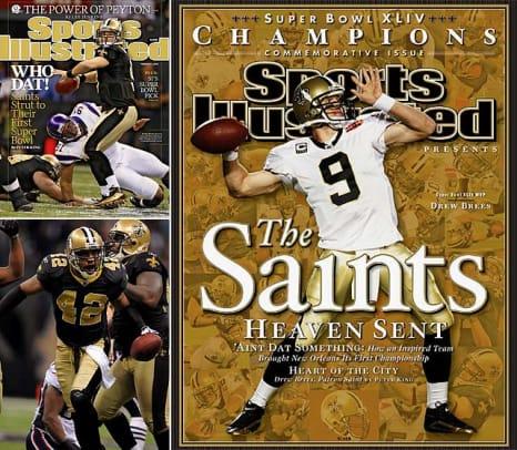 2009 Saints: 13-3
