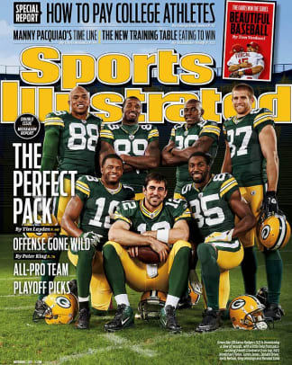 2011 Packers