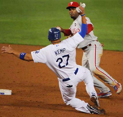 Phillies 8, Dodgers 6