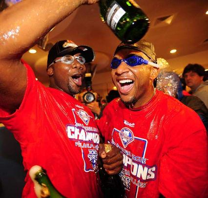 Phillies 10, Dodgers 4