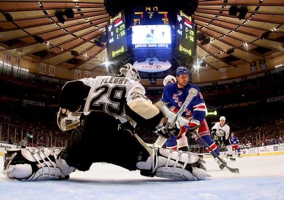 Rangers vs. Penguins