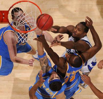 Memphis 78, UCLA 63