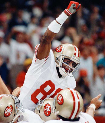 WR Jerry Rice