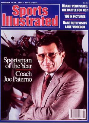 <i>SI</i> honors Joe Pa