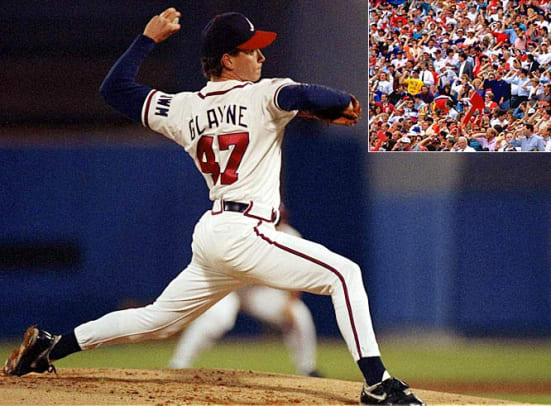 1990/91 Braves