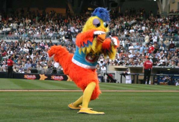 San Diego Chicken