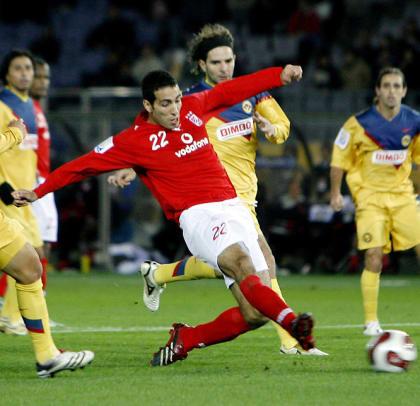 Al-Ahly 2, Club América 1