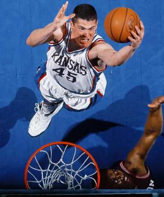 Raef LaFrentz (Basketball) 1994-1998