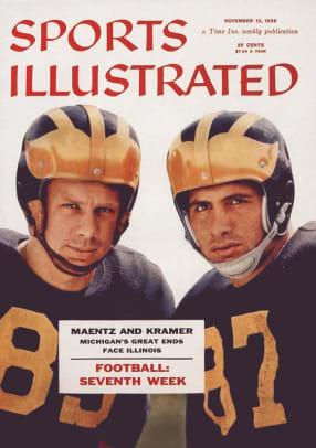 Tom Maentz and Ron Kramer