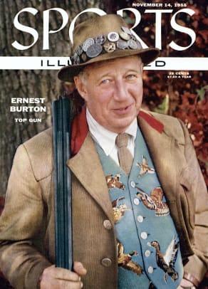 Ernest Burton