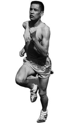 Billy Mills (Track & Field) 1958-1961