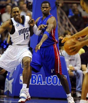 Antonio McDyess, Pistons